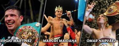 Boxeo 2013: el año de los puños