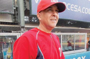 Lino Rivera: ''Hay que ganar esta serie - los Olmecas''