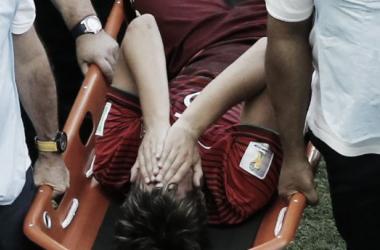Fábio Coentrão está fora do Mundial - Foto: Reuters