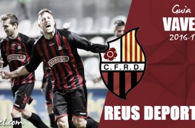 CF Reus 2016/2017: conseguir la salvación lo antes posible | Fotomontaje: VAVEL.com