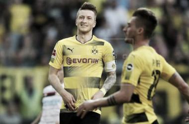 El jugador del Dortmund por fin podrá volver a disputar un torneo internacional con su selección / Foto: EFE