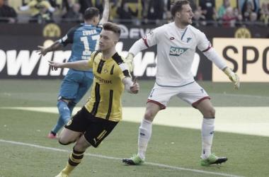Borussia Dortmund vence Hoffenheim e reassume terceira posição da Bundesliga