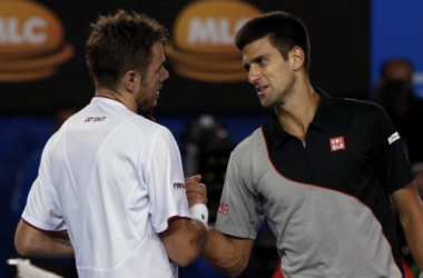 Stan Wawrinka Faces Novak Djokovic For The Fifth Time In 2015/Reuters