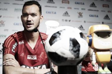 Divulgação: Gilvan de Souza/Flamengo
