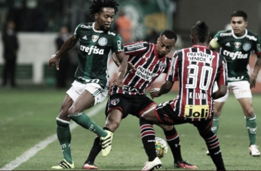 Palmeiras vence o São Paulo e segue líder do Campeonato Brasileiro