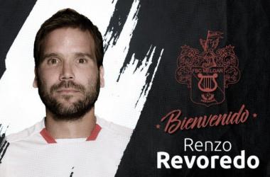 Revoredo cuenta con experiencia en la Selección Peruana (Foto: Facebook - FBC Melgar)