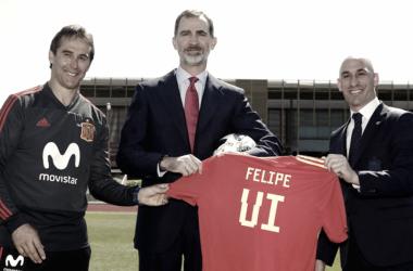 El Rey Felipe VI asistirá al España - Rusia de octavos de final