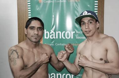 Reynoso y Chacón cara a cara pensando en la final del torneo (Foto: A la Vera del Ring)