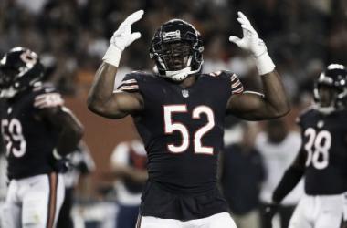 Khalil Mack, una de las claves de esta defensiva (Foto: NFL.com)