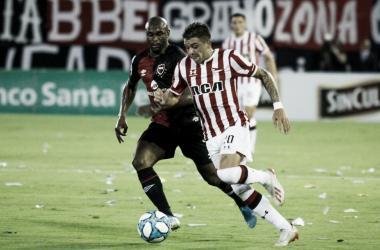 El primer partido por el grupo B de la Fase Complementación será contra Newell´s, en el Marcelo Bielsa. Foto: Prensa Estudiantes.