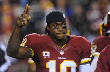 Jay Gruden Discusses RG3 Injury In Monday Press Conference