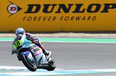 Carreras Moto2 Estoril 2019: Niki Tuuli y Alessandro Zaccone vencen en la primera cita