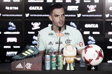 Antes de jogo decisivo contra Chape, Rhodolfo admite foco em final da Copa do Brasil