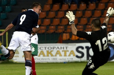 Young Scots held to a draw in Bulgaria