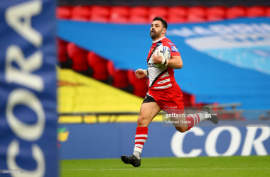 """""""That's the way it should be"""" - Salford's Rhys Williams on back-to-back finals"""