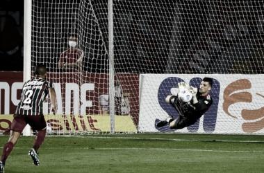 Reativo, Fluminense surpreende São Paulo fora de casa, mas Tiago Volpi garante empate sem gols