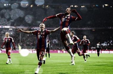 Bayern Munich 1-0 Bayer Leverkusen: Record breaking Ribéry makes the difference