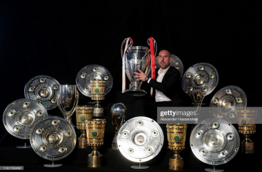 Franck Ribery became a Bayern Munich legend during his lengthy stay in Bavaria (Getty Images: Alexander Hassenstein)
