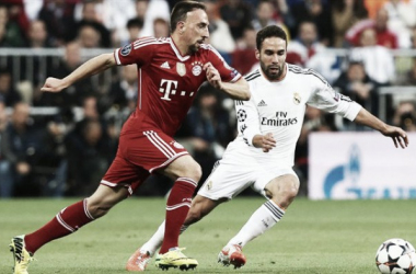 Score Real Madrid vs Bayern Munich in 2016 International Champions Cup (1-0)