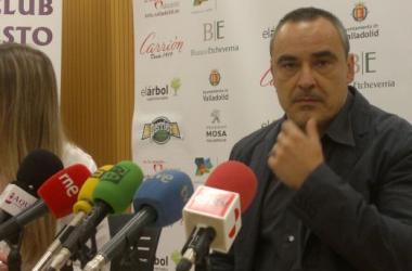 Ricard Casas hace balance de la temporada. (Imagen: Alberto Blanco Paredes).