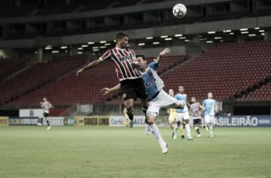 Sob comando de Givanildo Oliveira, Mais Querido venceu apenas uma vez na Série B (Foto: Rodrigo Baltar/Santa Cruz)