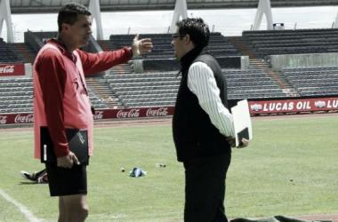 """Ricardo Valiño: """"Todos tenemos las mismas posibilidades de Liguilla"""""""
