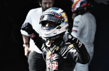 Ricciardo não vencia desde o GP da Bélgica de 2014 (Foto: Divulgação/Red Bull Racing)