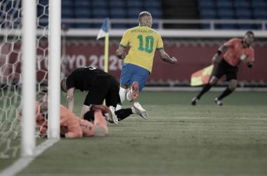 Brasil 4 a 2 Alemanha (Lucas Figueiredo / CBF / Divulgação)