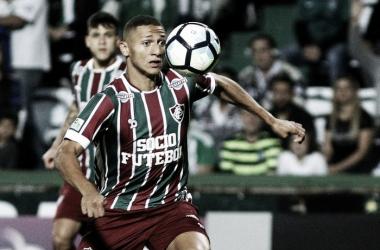 Richarlison é cobiçado por times do futebol europeu (Foto: Nelson Perez/Fluminense FC)