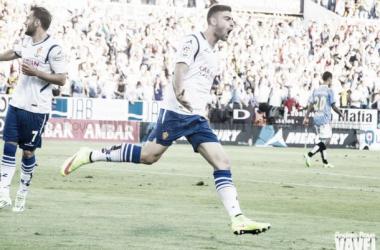 El Real Zaragoza vence en el partido de entrenamiento ante su filial