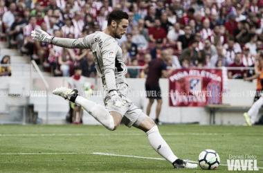 Anuario VAVEL Sevilla FC 2017: Sergio Rico, guantes de oro