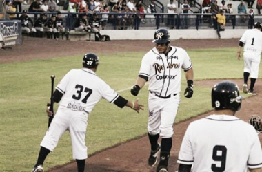 Rieleros le pegó al líder de la LMB. (Foto: Liga Mexicana de Béisbol)