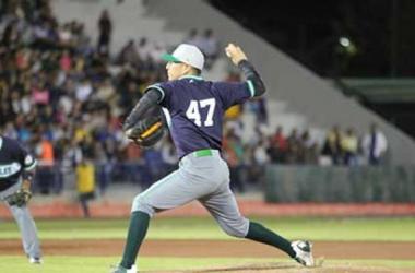 El pitcheo fue fundamental para la primera victoria de Generales. (Foto: Rieleros de Aguascalientes)
