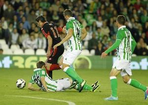 Real Betis - Deportivo: puntuaciones Betis, jornada 33
