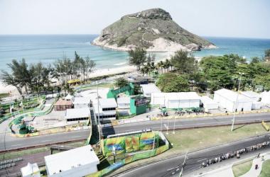 Tarde do Ciclismo de Estrada tem brasileiro no pódio