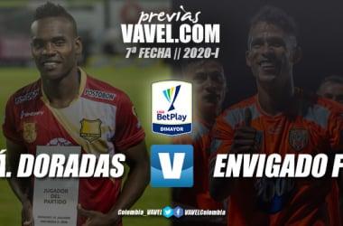 Previa Rionegro Águilas vs. Envigado FC: llega el clásico joven de Antioquia