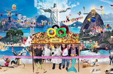 Guía VAVEL Juegos Olímpicos Río de Janeiro 2016: el eje del planeta se desplaza a Brasil   Licuadito Rio 2016 - Imagen: Javier Robles. Disponible en alta resolución:https://c1.staticflickr.com/9/8427/28740797805_d5d1be1c24_o.jpg