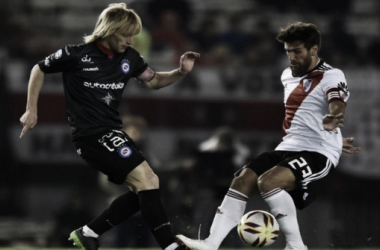 En la Superliga pasada, los dos no se sacaron diferencias e igualaron sin goles. FOTO: Prensa River.