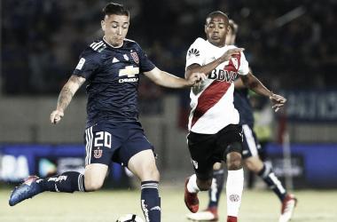 El año pasado, River visitó a la U. de Chile y le ganó 3-0 en un amistoso. FOTO: Diario AS (Chile)