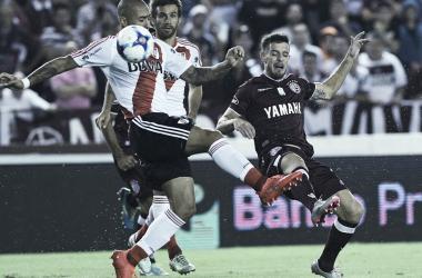Este año, el Granate volvió a amargar al Millonario (Foto: Los Andes).