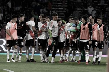 CHAPA. River es serio candidato al título del torneo Socios y le sacó una amplia diferencia a Talleres. Foto: Twitter River Plate