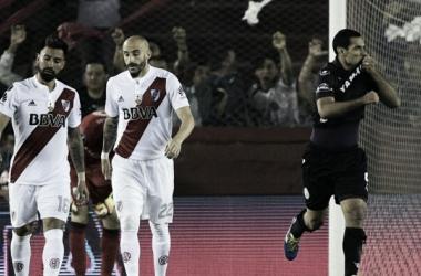 Dura eliminación en la Copa Libertadores. (Foto: web)