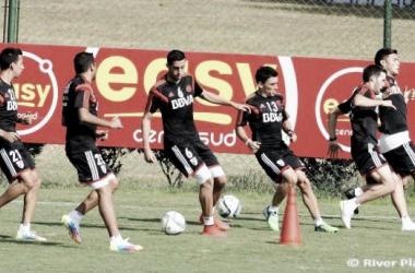 El Millo pelea dos frentes (Foto: River Plate Oficial).
