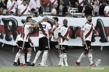 El Millonario viene en racha: hace 6 partidos que no pierde. FOTO: Diego Haliasz / PRENSA RIVER