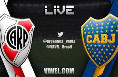 Resultado do jogo River Plate x Boca Juniors   na Copa Sul-Americana 2014