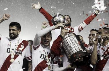 Campeón de la Copa Libertadores de 2015. (Foto: River Plate Oficial).