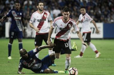 En Ecuador, River ganó 2-1 a Emelec. (Foto: Web)