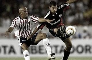 Año 2005, último encuentro entre ambos equipos.