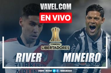 Goles y Resumen del River Plate 0-1 Atlético Mineiro en Copa Libertadores 2021
