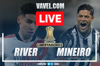 Goals and Highlights of River Plate 0-1 Atletico Mineiro on Copa Libertadores 2021